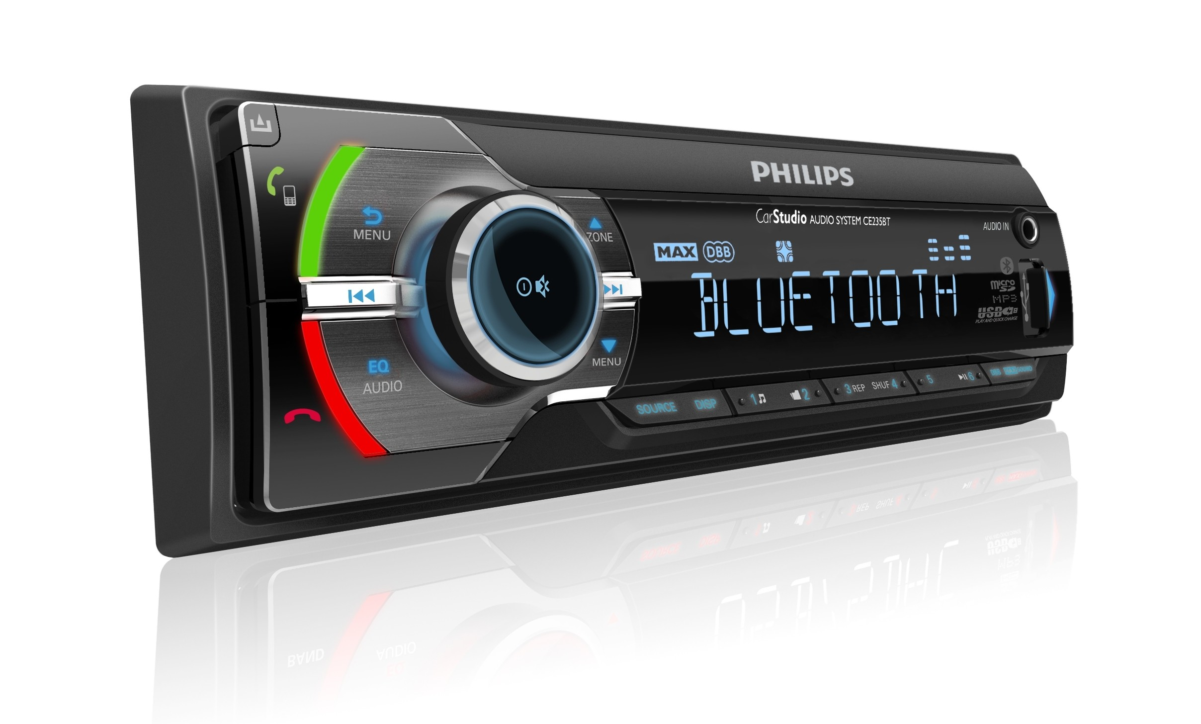 AUTORADIO PHILIPS CE235BT/05