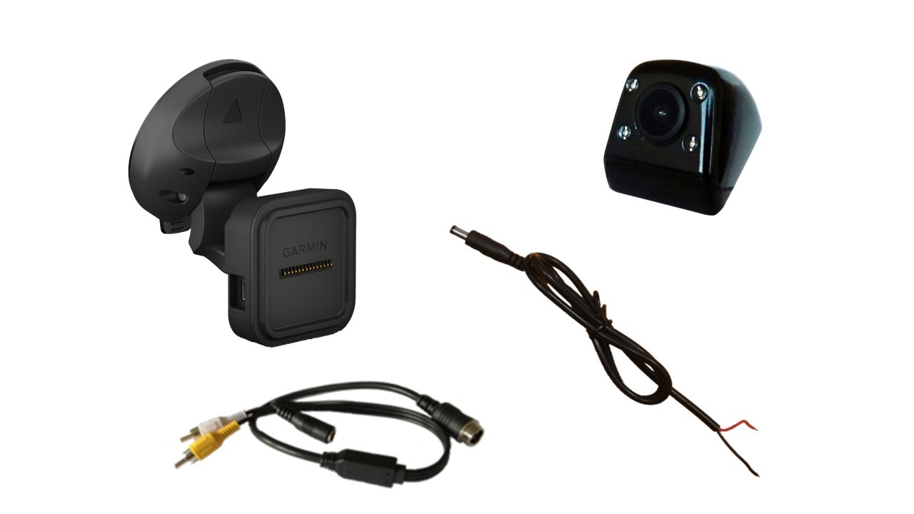 KIT CAMERA COMPATIBLE GPS SPECIFIQUES GARMIN
