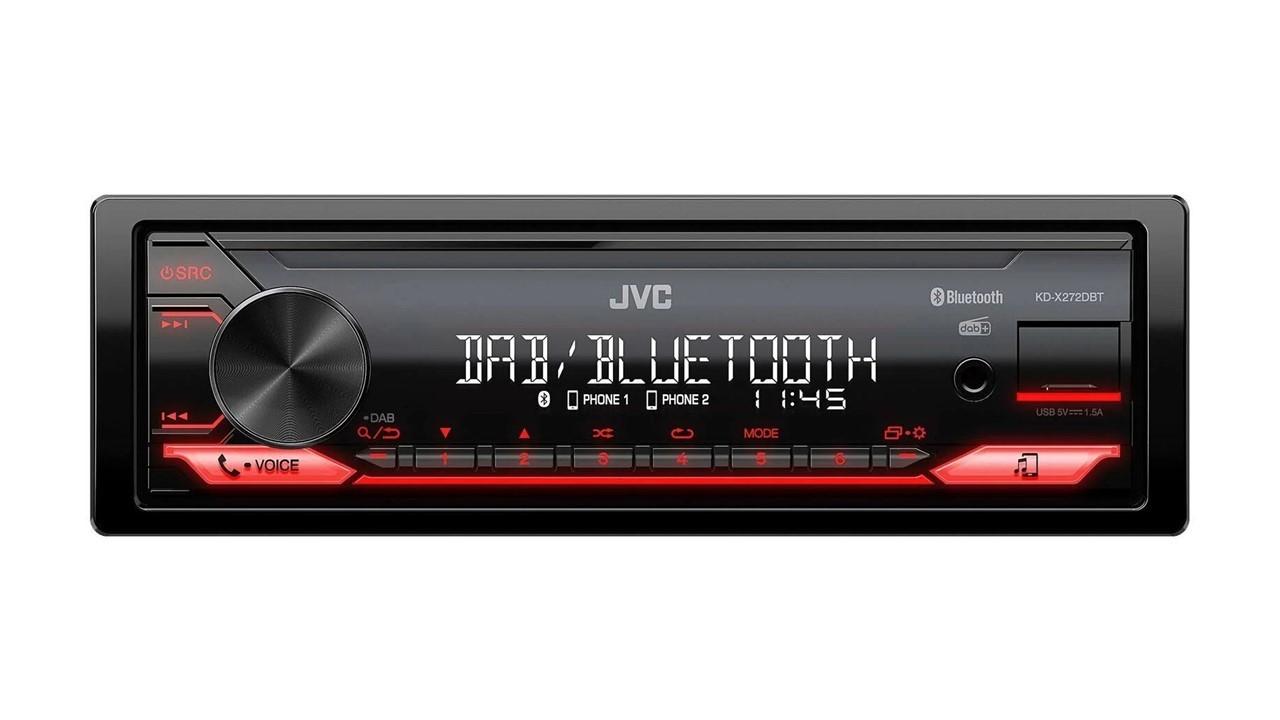 AUTORADIO JVC KD-X272DBT