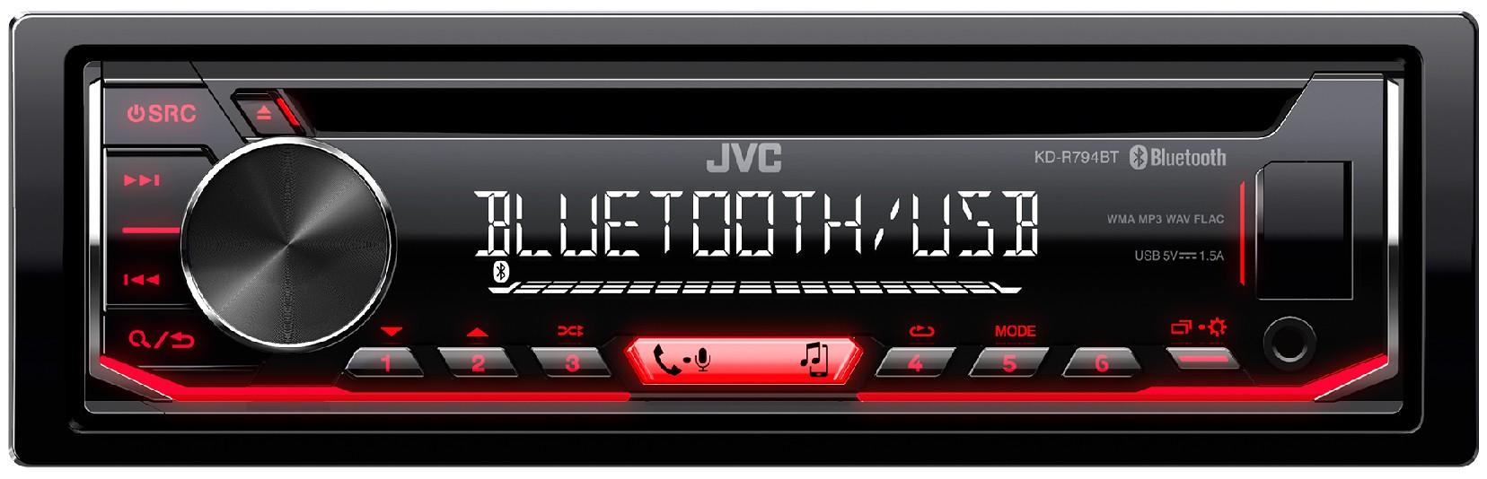 AUTORADIO JVC KD-R794 BT